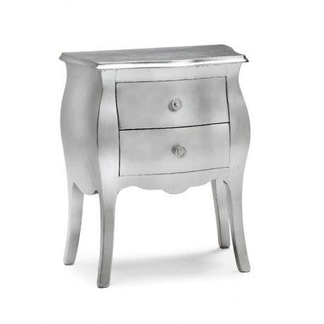comodini argento comodino color argento