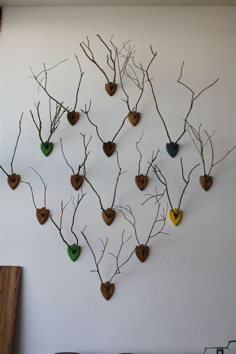 branches  antlers    smile twig crafts