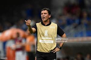 Brazil U0026 39 S Vasco Da Gama Team Coach Ze Ricardo  Gives