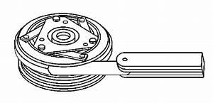 Clutch  Replace - Compressor Service