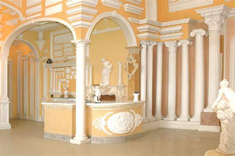 Cornici In Gesso Roma by Ribichini Stucchi Produzione Stucchi Decorativi A Roma Con