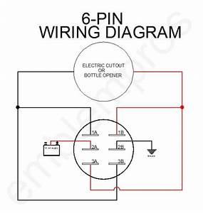 3 Pole Push Button Diagram
