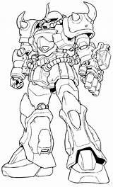 Coloring Gundam Sd Force Mecha Gouf Zeta Katoki Word Request Again Bar Looking Case Don sketch template