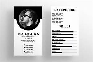 The resume business card template business card for Resume business cards
