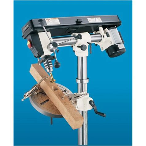 Floor Standing Radial Drill Press by Shop Fox W1670 Floor Radial Drill Press