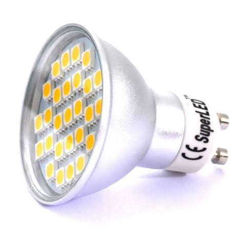 gu10 led 5 5w with 27 x 5050 smd uk led bulbs