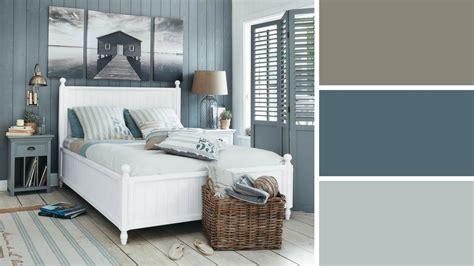chambre gris et bleu quel linge de lit dans une chambre bleue