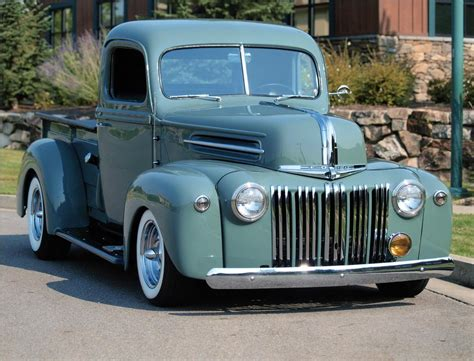1946 Ford 1/2 Ton Custom Pickup