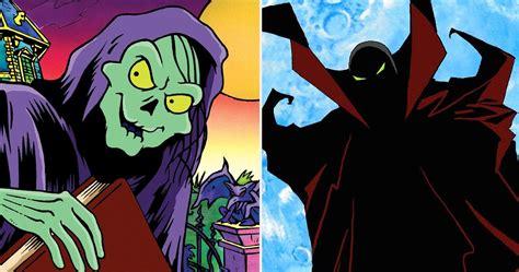 Creepy Cartoons 10 Scariest Animated Horror Series