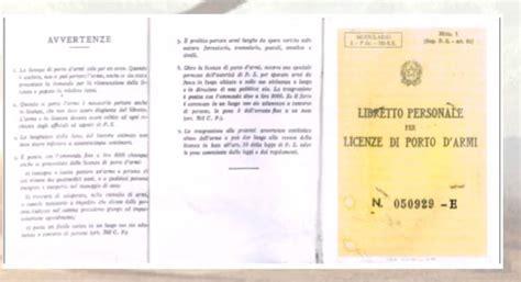 Porto D Armi Requisiti by Porto D Armi Ai Militari Le Norme Dello Stato Maggiore
