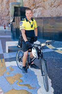 Police Bike Patrol Officer