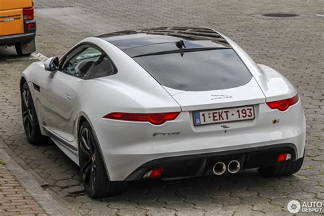 Jaguar F Type S by Jaguar F Type S Coup 233 25 June 2014 Autogespot