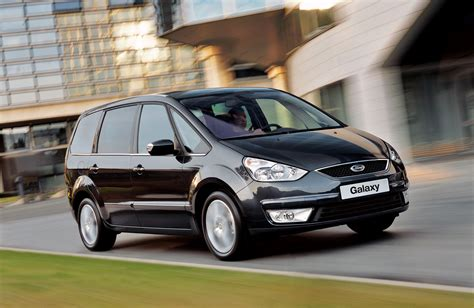 Ford Galaxy Estate 2006 2018 Photos Parkers