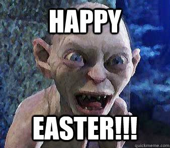 Happy Easter Memes - happy easter misc quickmeme