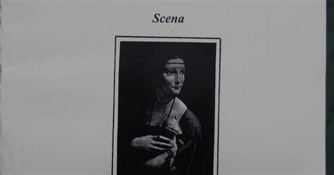 Cecilia Testo Alberto Macchi Teatro Cecilia Gallerani Testo Teatrale