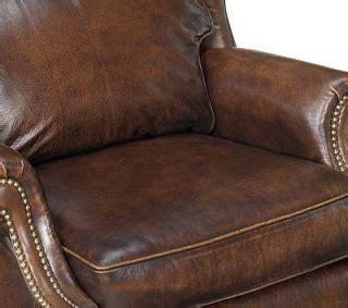 bradington leather sofa ebay bradington furniture chippendale wingback leather