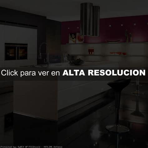 cocinas modernas  isla decoracion de interiores