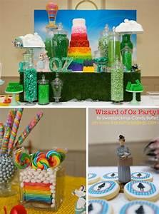 Karas Party Ideas Wizard Of Oz Party Karas Party Ideas