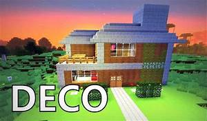 Video De Minecraft Maison : minecraft comment cr er une belle maison youtube ~ Zukunftsfamilie.com Idées de Décoration