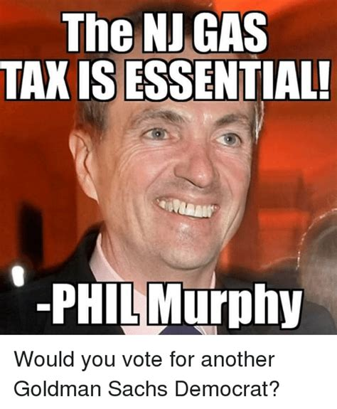 The GAS TAXIS ESSENTIAL! -PHIL Murphy Would You Vote for ...