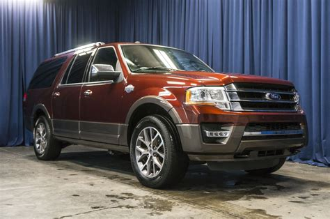 ford expedition king ranch used 2016 ford expedition king ranch el 4x4 suv for sale