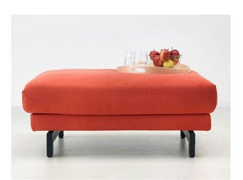 Ikea Nockeby Footstool Cover Orange For Sale In Balbriggan