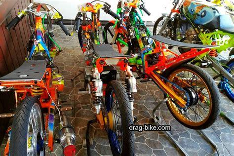 Fu Drag by 45 Foto Gambar Modifikasi Motor Satria Fu Drag Race Style