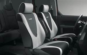 All-season Seat Covers Element Honda Accessory