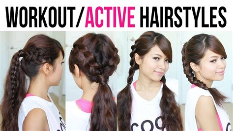 Cute & Easy Back-to-school Gym Hairstyles For Medium To