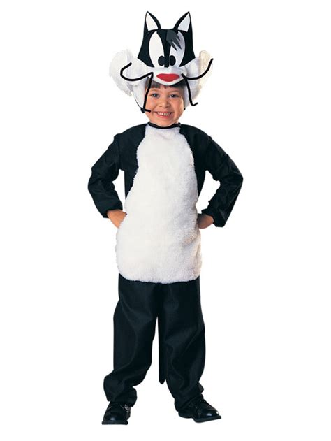 sylvester  cat child costume