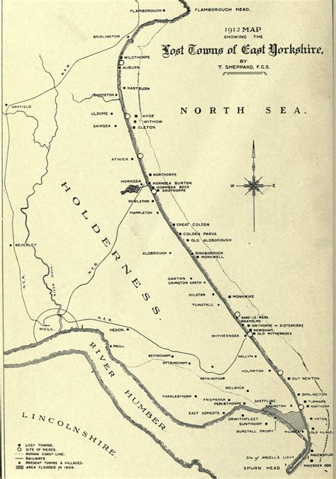 withernsea historical maps