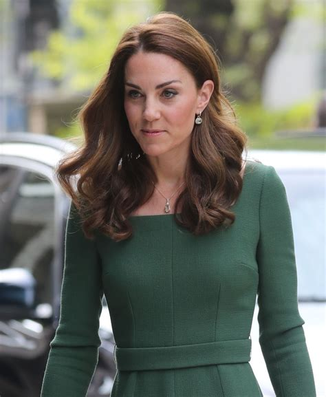 kate middleton  center  excellence opening  london