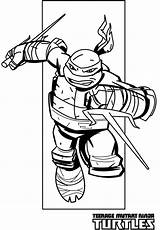 Ninja Coloring Pages Turtles Cartoon Animated Turtle Printable Print Sheet Cartoons Mutant Teenage Raph sketch template