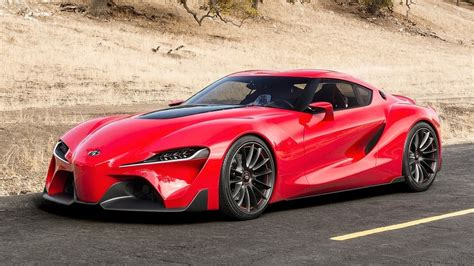 New Toyota Supra, Bmw Z4 To Share Chassis, Powertrains