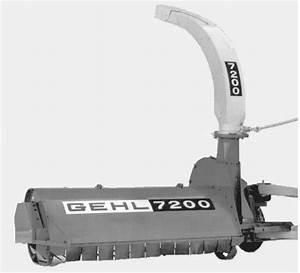 Gehl Fc7200 Flail Chopper Parts Manual