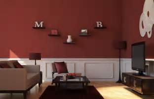 Maroon Living Room Color Scheme