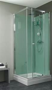 acheter une cabine de douche laquelle choisir cote With porte de douche coulissante avec douchette salle de bain castorama