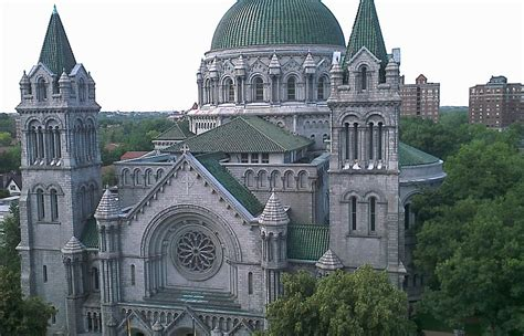 St. Louis Cathedral Basilica – Executive Design & Engineering