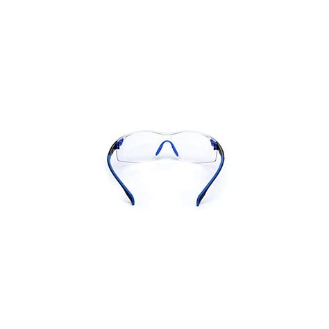 3m solus safety glasses with clear anti fog polycarbonate lenses
