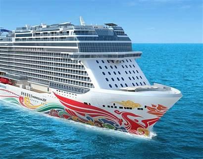 Joy Norwegian Cruise