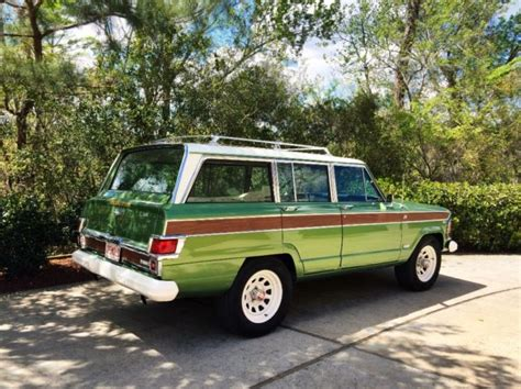 1970 jeep grand wagoneer 1970 jeep wagoneer stunning customized classic for sale