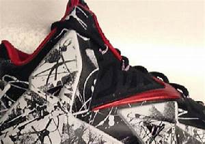 LeBron 11 Graffiti - SneakerNews.com