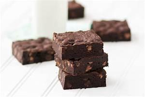 Fudgy Cake Mix Brownies Recipe Food Fanatic