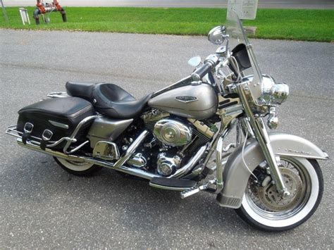 Harley Davidson Road King For Sale by 2007 Harley Davidson Road King Classic Classic For Sale On
