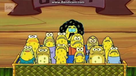 Court Scene From The Krusty Sponge