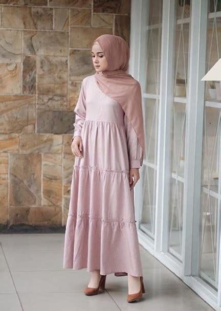 Harga Baju Gamis Merk Arniz 50 koleksi model baju gamis tanah abang terbaru 2019