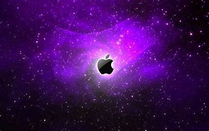 Galaxy 4k Purple Wallpapers Desktop