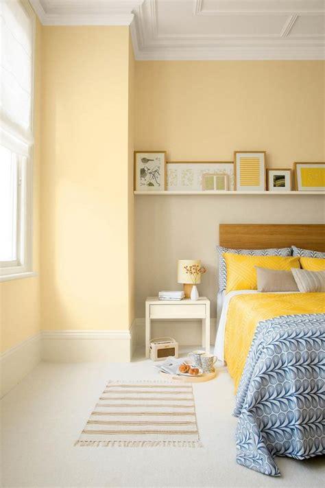 deco chambre jaune déco chambre jaune pour une ambiance vitale et pleine d