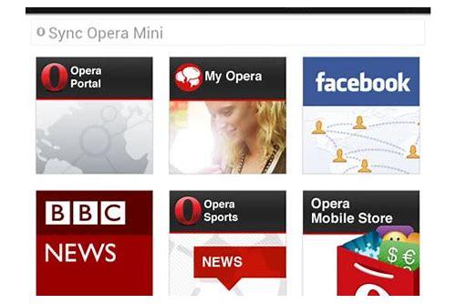 baixar opera mini 7 1 android mobile9