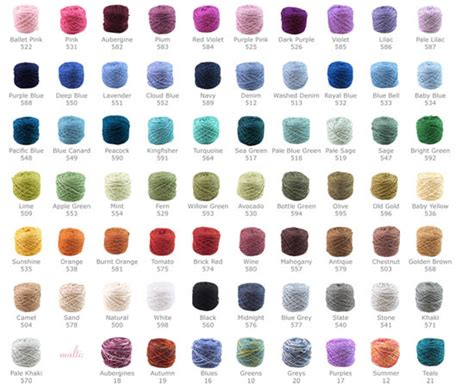 yarn color chart selecting yarn colors for stripes using color theory